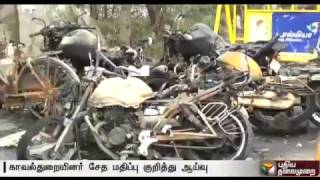 Four more arrested in connection with the fire accident in Sivakasi