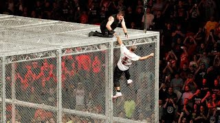 Shane Mcmahon vs Kevin Owens (Full match )  HEEL IN A CELL 2017