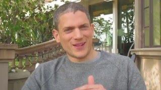Wentworth Miller talks about new 'Prison Break'