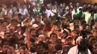 مشهد طرد الشيخ يعقوب من جامعة الأزهر