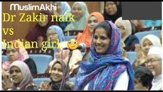 Indian girl converted to Islam after she got her answer | Dr Zakir Naik 2017 |