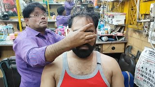 Asmr Extreme relaxing head massage by Barber Sarwan