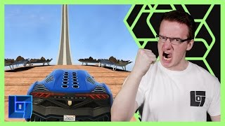 Mini Ladd vs the RAMP OF DOOM | Legends of Gaming