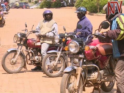 What is the relationship between police and rogue organisation Boda-Boda 2010?