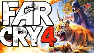 Far Cry 4 Map Editor Funny Moments (2 Wives, 1 Elephant)