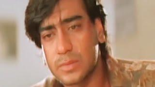 Ajay Devgan regrets in front Naseeruddin Shah, Bedardi - Emotional Scene 9/14 (k)