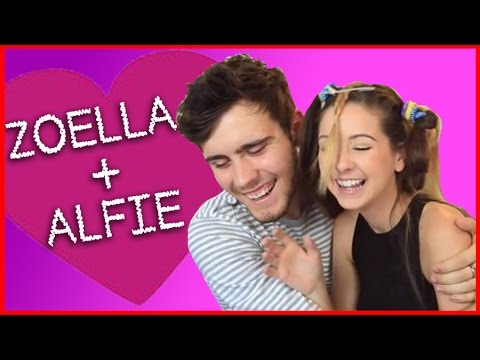 Zoe & Alfie s Cutest Moments Ever Zoella & PointlessBlogTV
