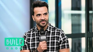 """Luis Fonsi Discusses His Tour And New Single """"Despacito"""""""