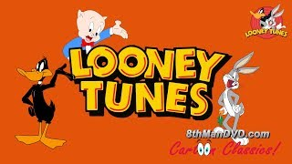 LOONEY TUNES (Looney Toons) BEST COMPILATION: Bugs Bunny, Daffy Duck, Porky Pig [HD 4K]