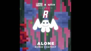 Marshmello - Alone (Redza Remix)