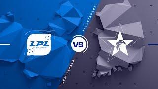 CN vs. KR | Semifinals Game 3 | 2017 All-Star Event | China vs. Korea