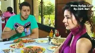 زهره و ازواجها الخمسه غاده عبدالرازق رمضان 2010 حلقه 13 part2