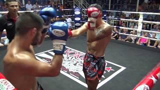 Tomi Barrios (Tiger Muay Thai) vs Tofik (Phuket Fight Club)