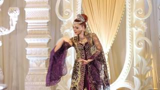 Persian dance by Iana at the Iranian Bridal Show Toronto
