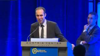 Dr.Kaveh Madani - Arne Richter Award for Outstanding Young Scientists 2016 -EGU