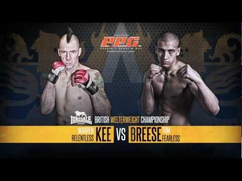 BAMMA 11 Pre Fight Promo: Warren Kee Vs. Tom Breese