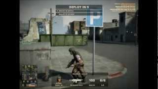 BFPlay4Free: Gameplay  | Basra  | SV-98, Steel Deagle, Knife  | 37-13