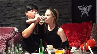 [6] 수원 인계동에서 고말숙,한채정과 함께 핵꿀잼 술먹방 - KoonTV