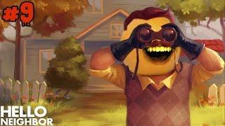 Annoying Orange Plays - Hello Neighbor #9: Butt Magnet!
