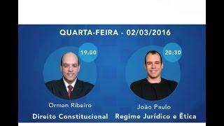 Transmissão INSS CERS Cursos Online | Direito Constitucional