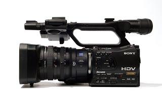 Sony HVR-Z7E professional HD video camera