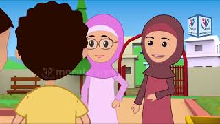 Swaleh Kulsoom on cleanliness of our surrounding & environment Islamic cartoon for children
