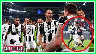 Juventus 2-1 Sporting: Juventus battle past Sporting in Champions League