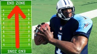 Is It Possible Too Throw A Football 100 Yards? Madden NFL 18 Challenge