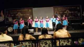 Vocal Group SMAN 24 Bandung - JABAR KAHIJI
