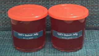 Japanese Quince Jelly Recipe