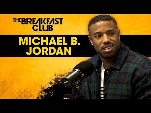 Michael B. Jordan Dodges Relationship Questions Talks Life Post Black Panther More