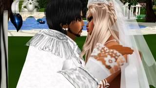 Filmato sparvi e pam sposi