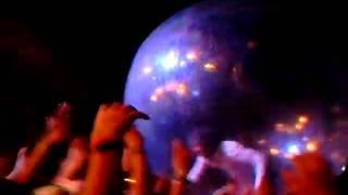 The Flaming Lips Zorb at Green Man 2010