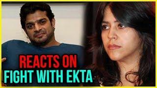 Karan Patel REACTS On FIGHT With Ekta Kapoor Because Of Bigg Boss 11   TellyMasala