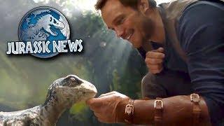 Baby Blue Revealed! New Jurassic World Game! || Jurassic World News Update