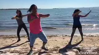 Dura by Daddy Yankee , Jerry d choreo