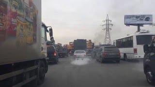 Moscow Highway vs Toronto Highway
