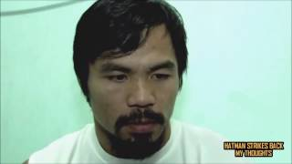 MANNY PACQUIAO'S TEAM IN CHAOS!!! CIVIL WAR!!!