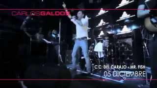 Carlos Galdós en Arequipa - 05 de diciembre