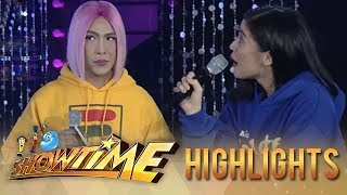 It's Showtime Miss Q & A: Vice Ganda's resentment to his classmates