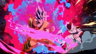 SUPER SAIYAN BEYOND GOD POWER! Battle of the Gods vs SeeReax | Dragon Ball FighterZ