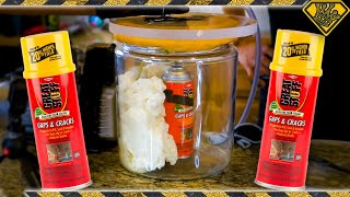 Does Expanding Foam EXPAND In A VACUUM Chamber?
