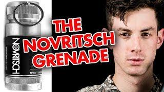 The NEW NOVRITSCH Grenade