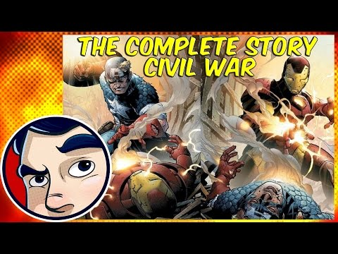 Download Civil War - The Complete Story