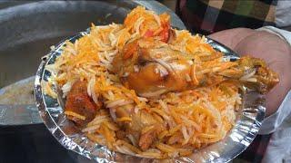 Chicken Biryani & Korma | Babu Shahi Bawarchi | Dargah Matka Peer