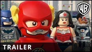 LEGO DC Super Heroes The Flash - Official Trailer - Warner Bros. UK