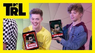 Who In Why Don't We Is Crushing on Selena Gomez? | 'Most Likely To...' 🌹 | TRL Weekdays at 4pm
