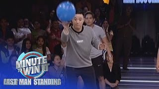 Blow-up Balloons | Minute To Win It - Last Duo Standing