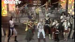 Super Herois cantam e dançam no Programa Carlos Imperial (1979): Somos Todos Super Amigos