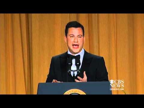 Jimmy Kimmel s 2012 WH Correspondents Dinner performance